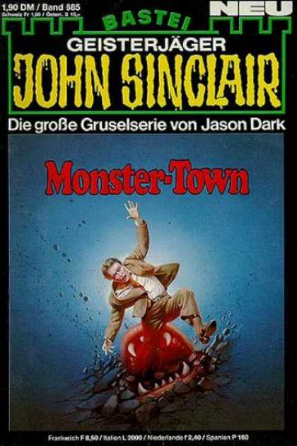 John Sinclair - Monster-Town