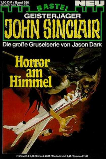 John Sinclair - Horror am Himmel