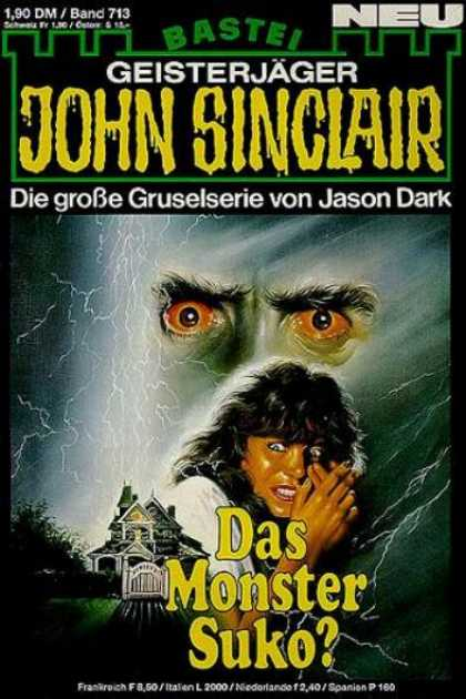 John Sinclair - Das Monster Suko?