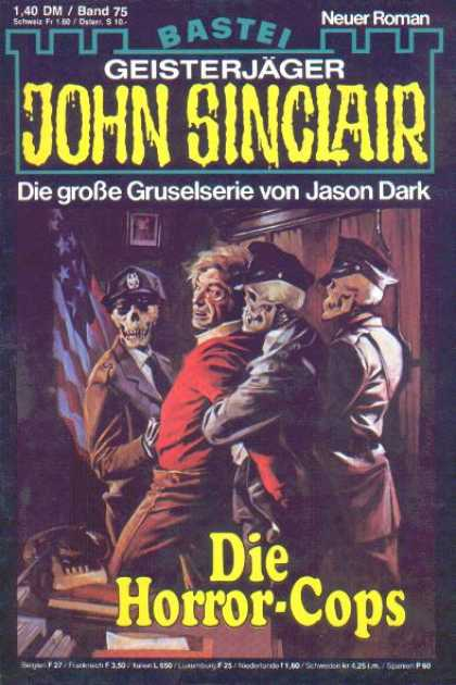 John Sinclair - Die Horror-Cops