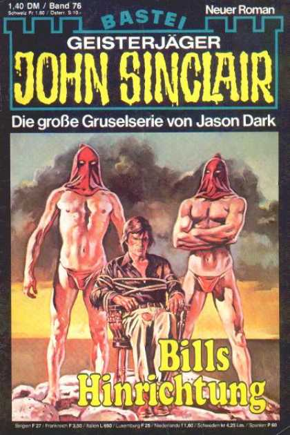 John Sinclair - Bills Hinrichtung
