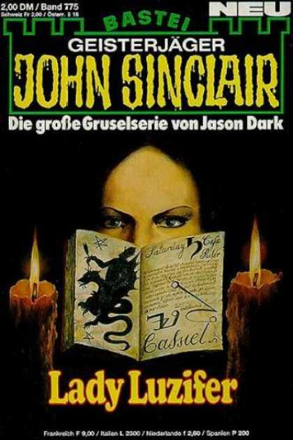 John Sinclair - Lady Luzifer