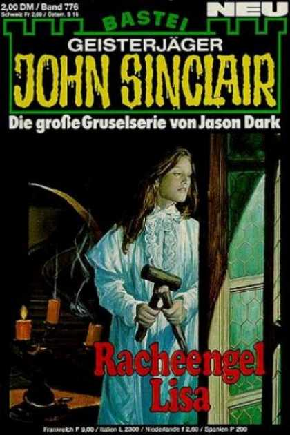 John Sinclair - Racheengel Lisa