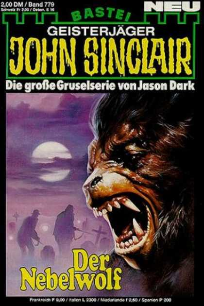 John Sinclair - Der Nebelwolf