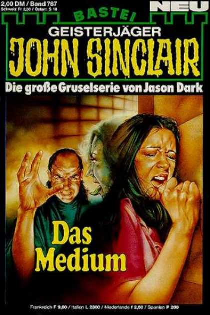 John Sinclair - Das Medium