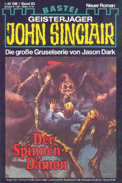 John Sinclair - Der Spinnen-Dämon