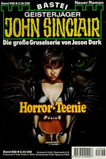 John Sinclair - Horror-Teenie