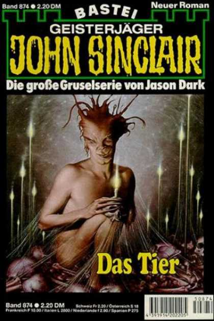 John Sinclair - Das Tier