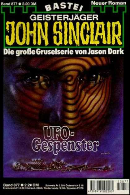 John Sinclair - UFO-Gespenster