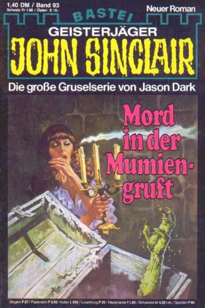 John Sinclair - Mord in der Mumiengruft