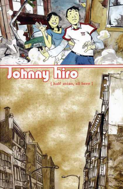 Johnny Hiro 1