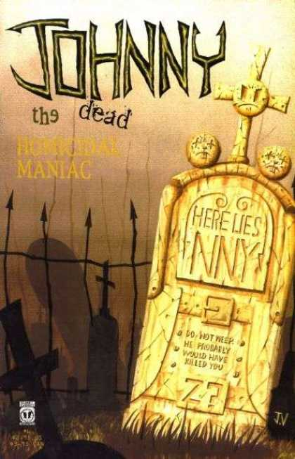 Johnny the Homicidal Maniac 6 - Jhonen Vasquez
