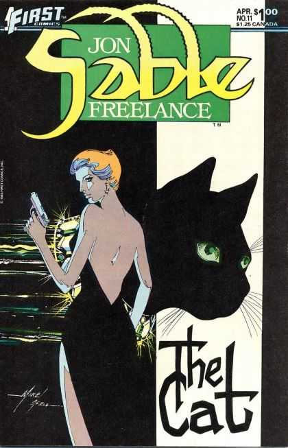 Jon Sable Freelance 11 - Mike Grell