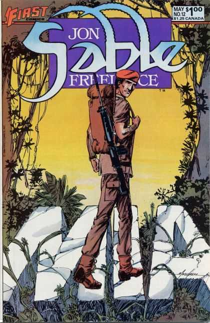 Jon Sable Freelance 12 - Mike Grell