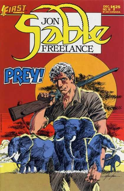 Jon Sable Freelance 19 - Mike Grell