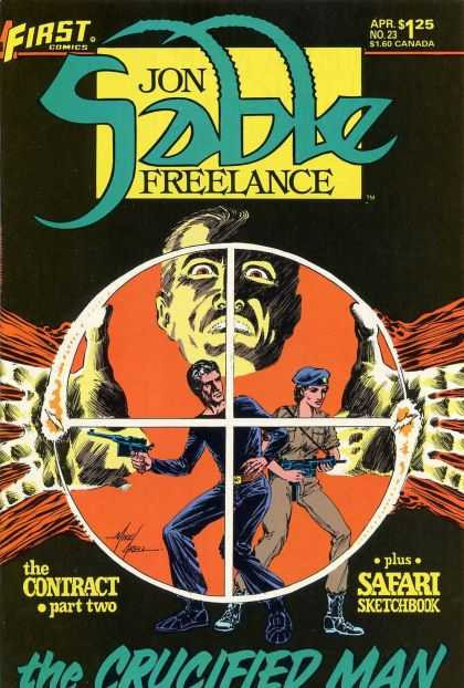 Jon Sable Freelance 23 - Mike Grell
