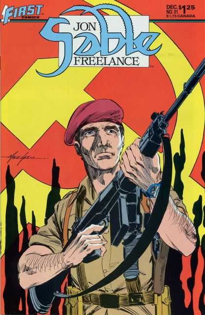 Jon Sable Freelance 31 - Mike Grell