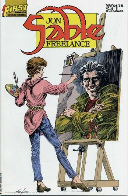Jon Sable Freelance 36 - Mike Grell