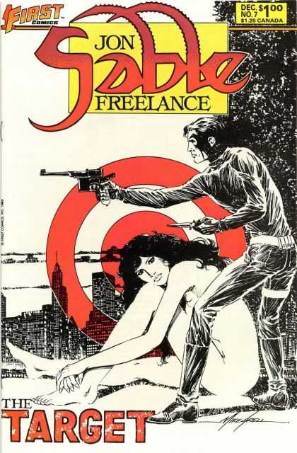 Jon Sable Freelance 7 - Mike Grell