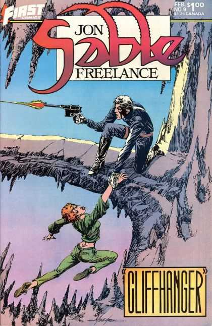 Jon Sable Freelance 9 - Mike Grell
