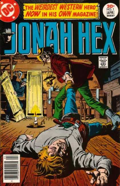 Jonah Hex 1 - Giun Slingers - Dead Man - Pine Box - Candle - Six Shooter - Frank Quitely