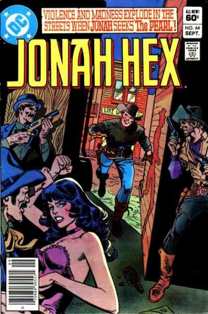 Jonah Hex 64 - Dick Giordano, Ross Andru