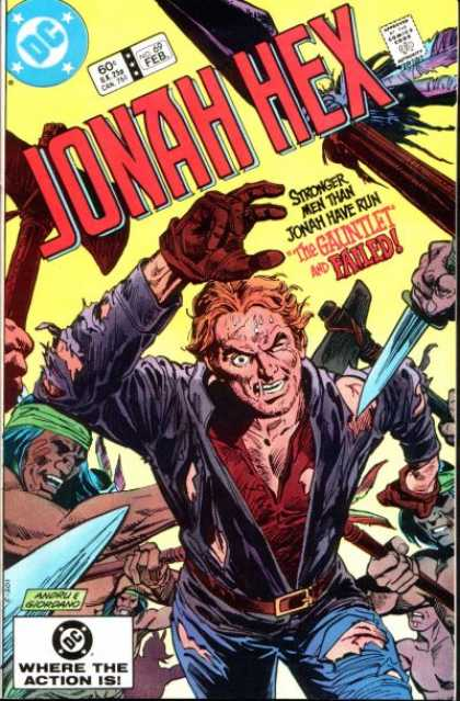 Jonah Hex 69 - Dick Giordano, Ross Andru