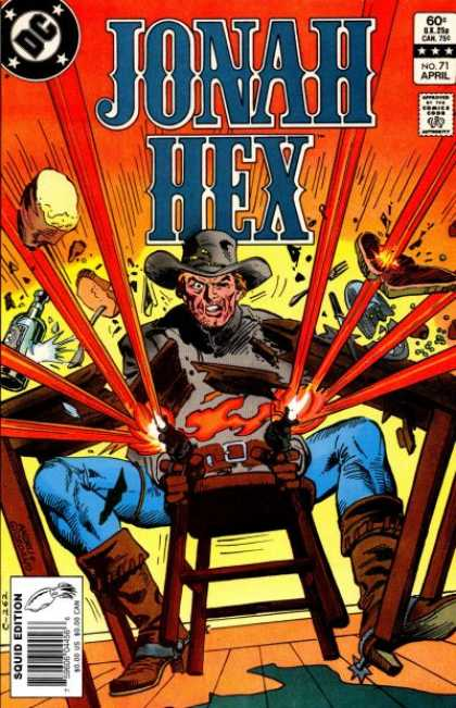 Jonah Hex 71 - Dick Giordano, Ross Andru