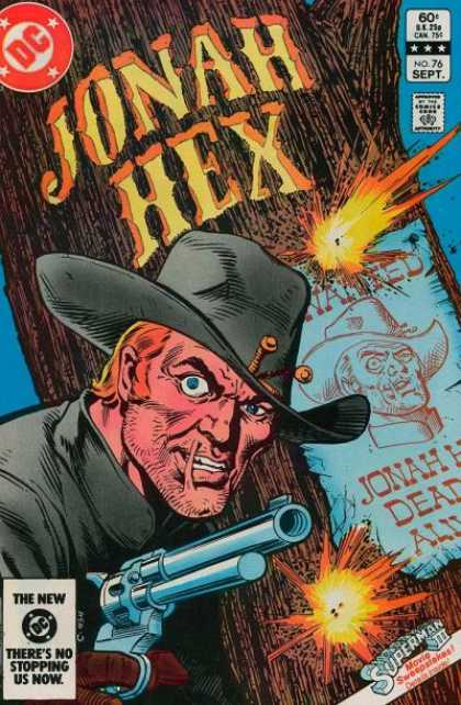 Jonah Hex 76 - Jim Aparo