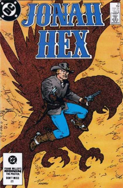 Jonah Hex 81 - Ross Andru