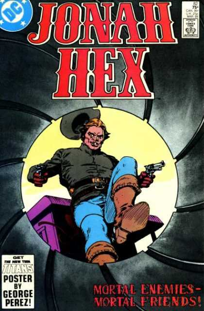 Jonah Hex 82 - Ross Andru