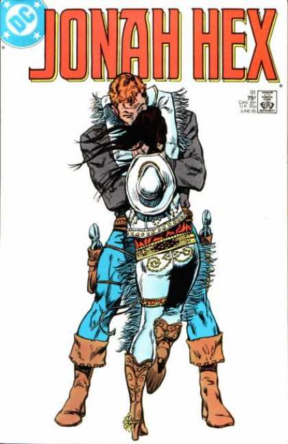 Jonah Hex 91 - Mark Texeira, Neal Adams