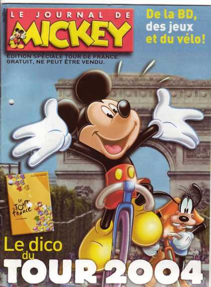Journal de Mickey 1