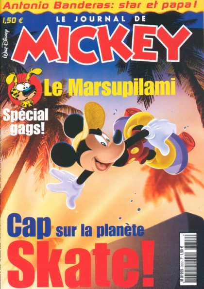 Journal de Mickey 13