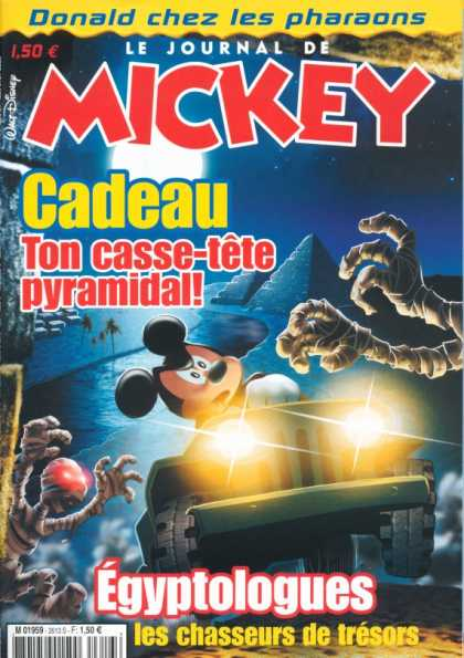 Journal de Mickey 14