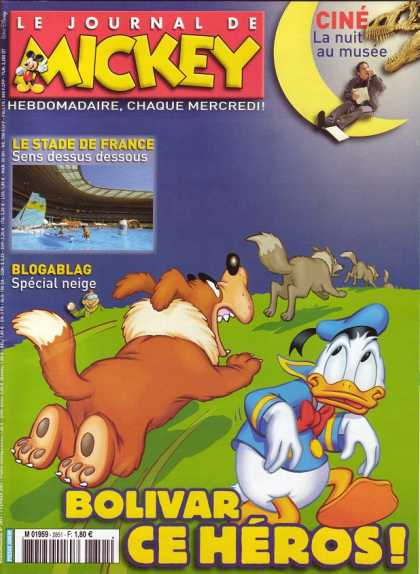 Journal de Mickey 18