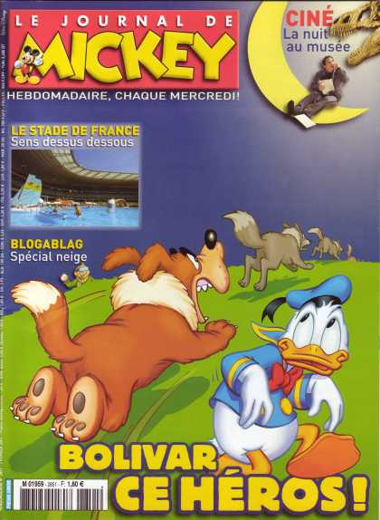 Journal de Mickey 19