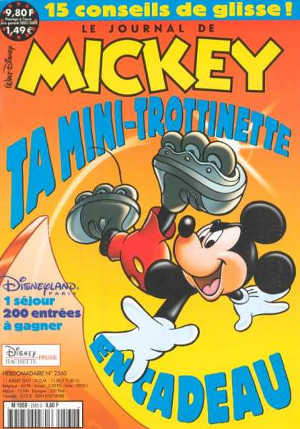 Journal de Mickey 6