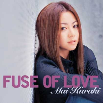 Jpop CDs - Fuse Of Love