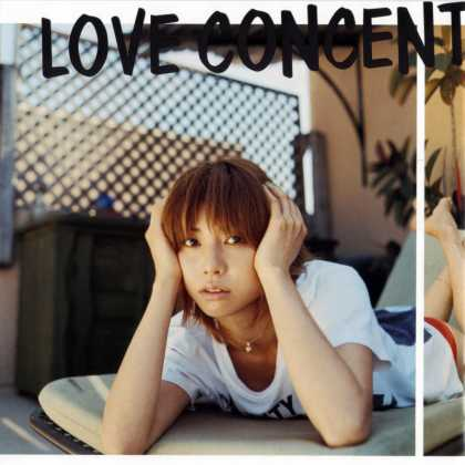 Jpop CDs - Love Concent