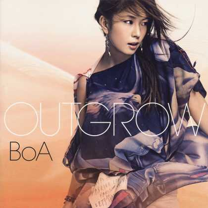 Jpop CDs - Outgrow
