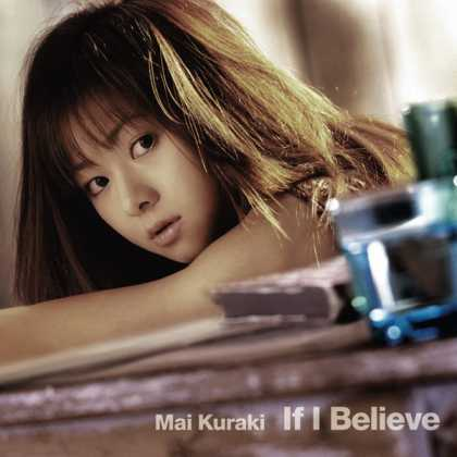 Jpop CDs - If I Believe