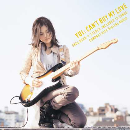 Jpop CDs - Can?t Buy My Love