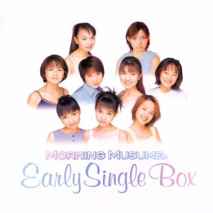 Jpop CDs - Morning Musume~ Early Single Box