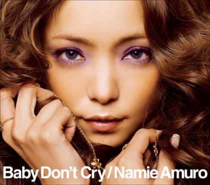 Jpop CDs - Baby Don T Cry