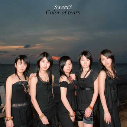 Jpop CDs - Color Of Tears