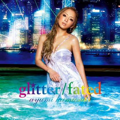 Jpop CDs - Glitter / Fated