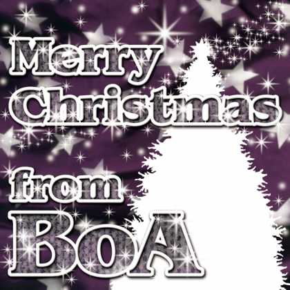 Jpop CDs - Merry Christmas From Boa