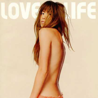 Jpop CDs - Love Life