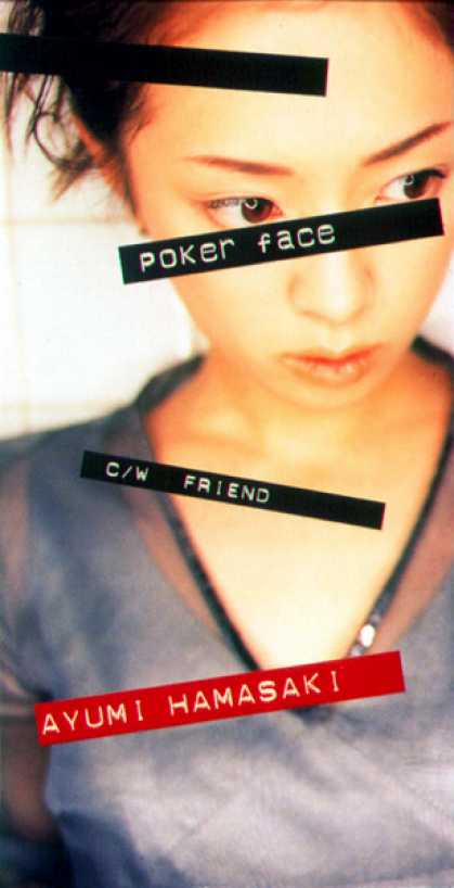 Jpop CDs - Poker Face